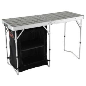 Stůl campingový skládací s úložným prostorem Coleman 2000024719