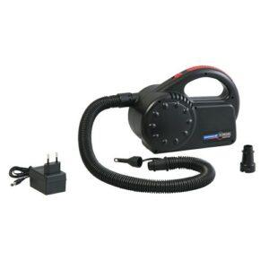 AKUMULÁTOROVÝ KOMPRESOR 230V - vč.akumulátoru (výkon 500 L/min.