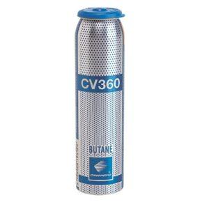 Kartuše typ CV 360 (52 g plynu