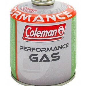 Plynová kartuše Coleman C500 Performance ventilová šroubovací CAMPINGAZ 3000004541