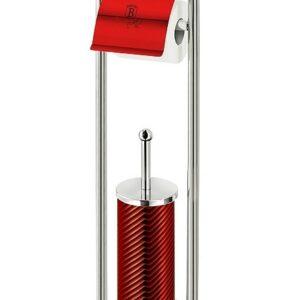 WC sada nerez Burgundy Metallic Line 80 cm BERLINGERHAUS BH-6548