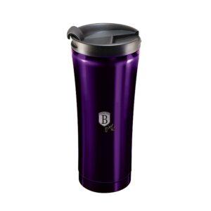 Termohrnek 500 ml Purple Metallic Line