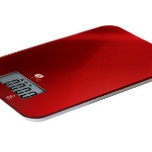 Váha kuchyňská digitální 5 kg Burgundy Metallic Line BERLINGERHAUS BH-9002