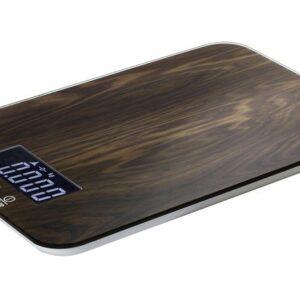 Váha kuchyňská digitální 5 kg Forest Line Ebony Rosewood BERLINGERHAUS BH-9005