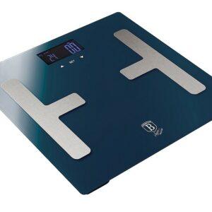 Osobní váha Smart s tělesnou analýzou 150 kg Aquamarine Metallic Line