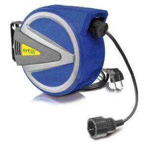Automatický naviják s el. kabelem 220 V; 13 + 1m