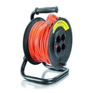 Prodlužovací kabel na bubnu 20 m ERBA ER-11057