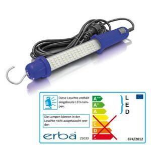 LED svítilna pracovní 10 W ERBA ER-25033