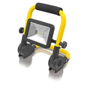 LED světlo pracovní s flexibilním stojanem 12 LED 10W ERBA ER-25081