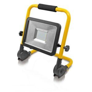LED světlo pracovní s flexibilním stojanem 42 LED 30W ERBA ER-25082