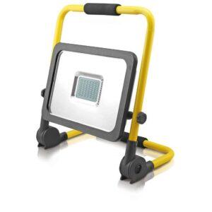 LED světlo pracovní s flexibilním stojanem 56 LED 50W ERBA ER-25083