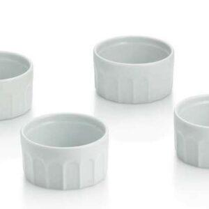Creme brullée miska MALEEN porcelán 9 cm KELA KL-10759