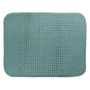 Odkapávací podložka na nádobí RAPIDA 50 x 39 cm tmavě zelená
