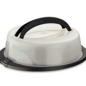 Box na dort a moučník přenosný s víkem DELI