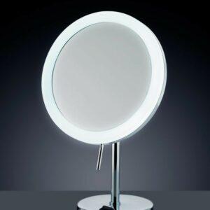 Kosmetické zrcátko s osvětlením SABINA KELA KL-20628