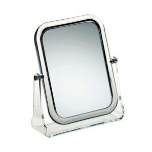 Kosmetické zrcátko FIONA akryl KELA KL-20719