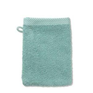 Žínka LADESSA 100% bavlna 15 x 21 cm mentolová