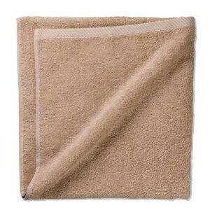 Osuška LADESSA 100% bavlna 70 x 140 cm pudrová