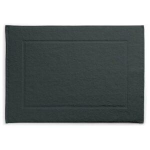 Koupelnová předložka LADESSA 100% bavlna 50 x 70 cm antracit