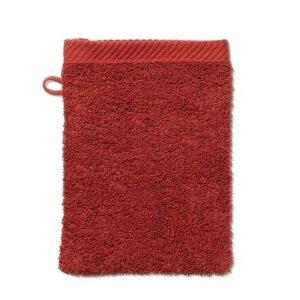 Žínka LADESSA 100% bavlna 15 x 21 cm červená