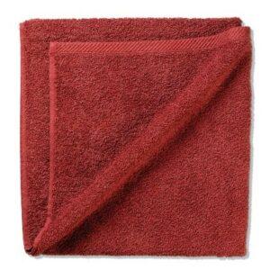 Osuška LADESSA 100% bavlna 70 x 140 cm červená