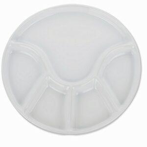 Fondue talíř ANNELI bílá 23 cm KELA KL-67403