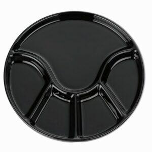 Fondue talíř ANNELI černá 23 cm KELA KL-67404