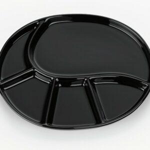 Fondue talíř VRONI černá 28