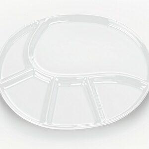 Fondue talíř VRONI bílá 28