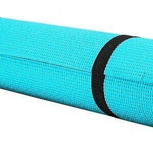 Podložka na jógu XQMAX 172x61cm modrá
