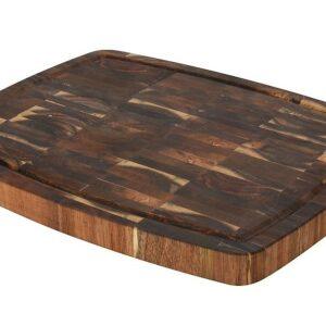 Prkénko krájecí akátové dřevo 46 x 36 x 3