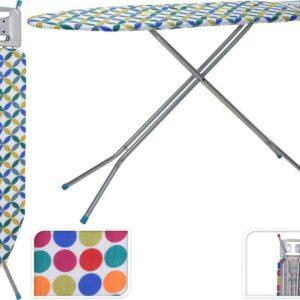 Žehlící prkno Piccolo 30 x 105 cm barevné puntíky EXCELLENT KO-B11000020ba