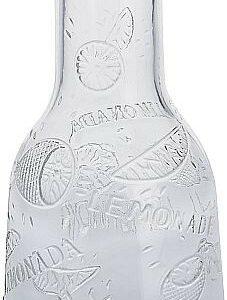 Karafa skleněná Lemonade 1 litr EXCELLENT KO-CC1100230