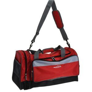 Taška sportovní REDCLIFFS 55 x 30 x 27 cm červená XQMAX KO-DB7750330cerv