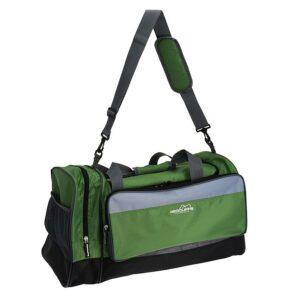 Taška sportovní REDCLIFFS 55 x 30 x 27 cm zelená XQMAX KO-DB7750330zele