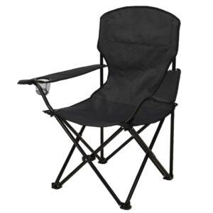 Židle kempingová REDCLIFFS skládací antracit