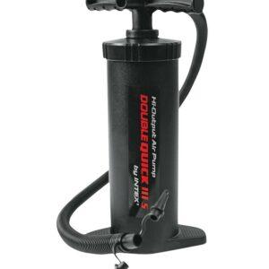 Ruční pumpa dvoučinná INTEX DOUBLEQUICK