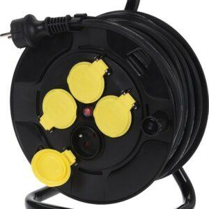 Prodlužovací kabel na bubnu 25 m PROGARDEN KO-KT8000400