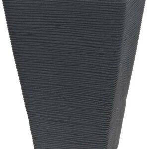 Květináč žebrovaný 35 x 55 cm šedá PROGARDEN KO-Y54192740