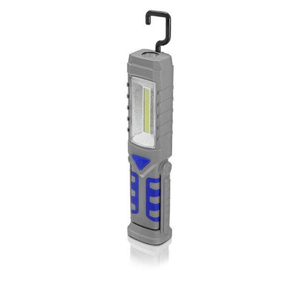AKU pracovní LED svítilna 1+3W / 50+200lm ERBA ER-25530