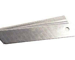 Ulamovací čepele náhradní 18 mm 10 ks ERBA ER-33046
