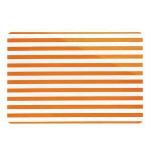 Prostírání CADO oranžový pruh KELA KL-10889