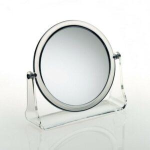 Kosmetické zrcátko LIA akryl KELA KL-20738