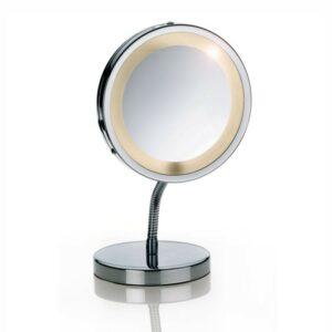 Kosmetické zrcátko s osvětlením LOLA KELA KL-21496